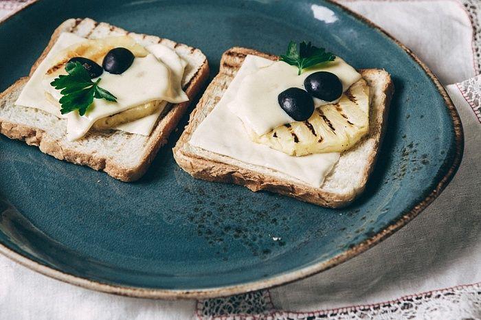 Гавайские тосты - пошаговый рецепт приготовления с фото