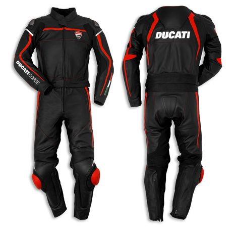 Ducati Racing Suit Available Now at €500. Sizes Available Customization also available. Delivery time: 10-15 working Days. Free Delivery Worldwide Delivering Safety Worldwide.. Follow our board and contact to buy Email: motorgarments@gma...