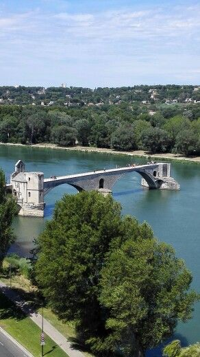 Pont Saint Benezet, Avignon France