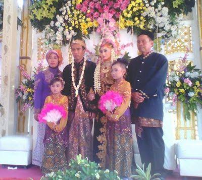 Panti Asuhan Islam Bani Yaqub Surabaya: Pernikahan Mas Bashori, salah satu anak didik Pant...