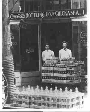 Coca cola quapah bottling plant oklahoma city ok