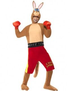 Boxing Kangaroo *Starts with B*