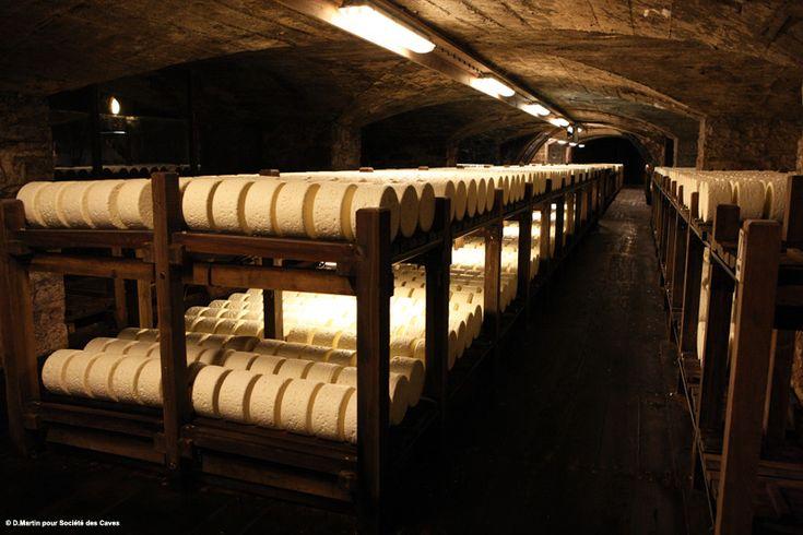 Cave Roquefort Société: