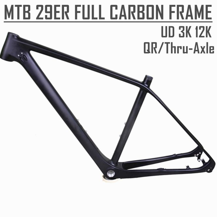 Winow Hot Selling Full T800 Carbon bicycle 27.5er 29er MTB Frame 16/17.5/19/21 inches china mtb carbon 29 Frame