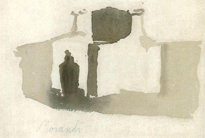 Giorgio Morandi (1890-1964гг).: all_drawings