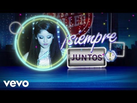 "Elenco de Soy Luna - Siempre Juntos (From ""Soy Luna""/Official Lyric Video) - YouTube"
