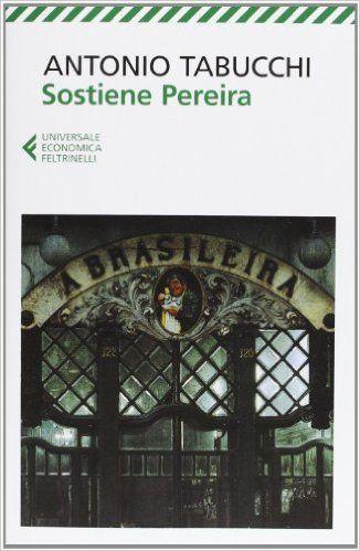 Caffé Letterario: Sostiene Pereira