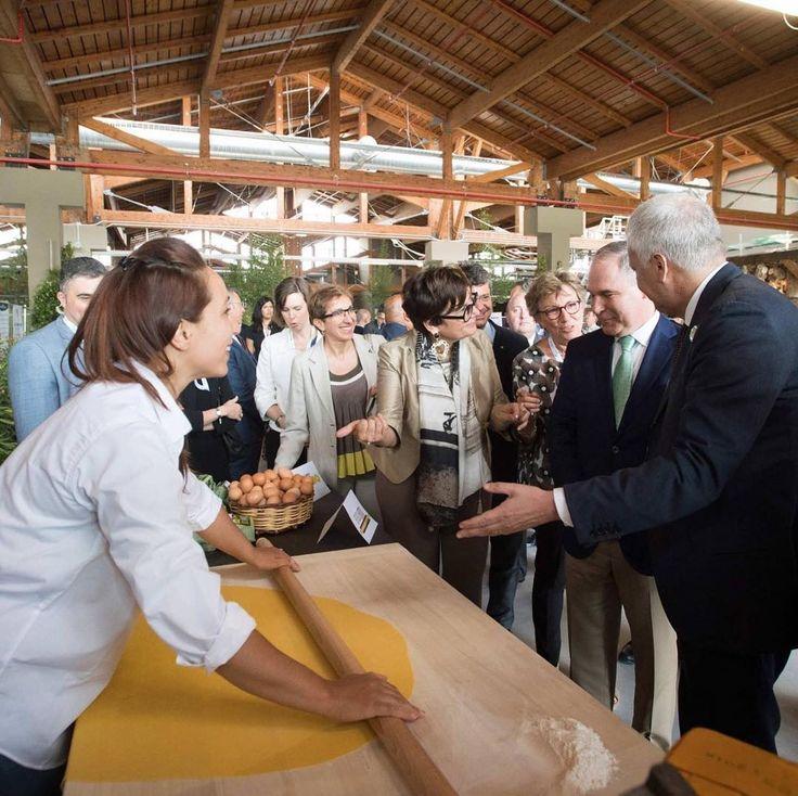 В Италии вот-вот откроется кулинарный  Диснейленд #кулинария #Диснейленд #Италия #еда