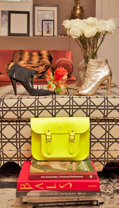 Inside the home and closet of Mad Men's Janie Bryant
