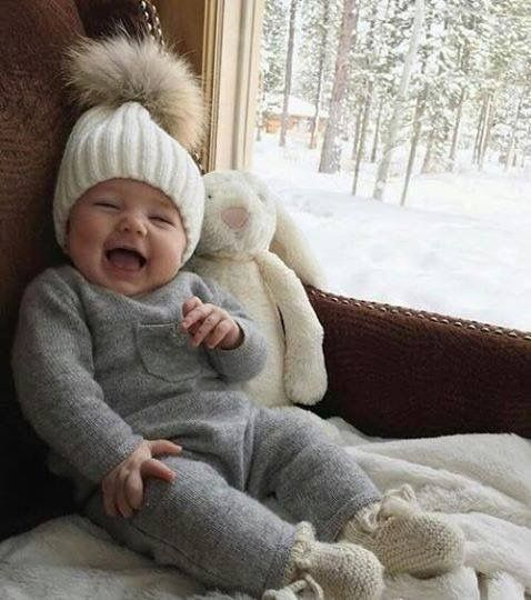 Adorable. Want entire outfit for my granddaughter - not yet 4 months, but Ives in the snowy north...