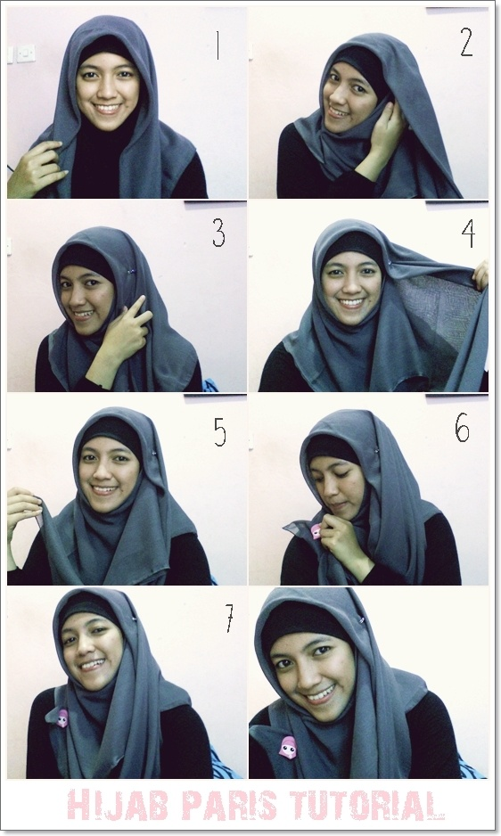hijab tutorial | Altra Fashion