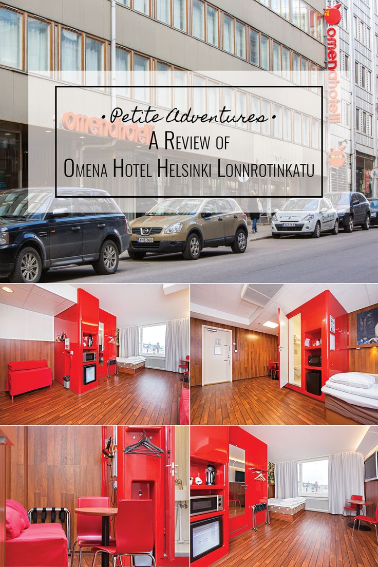Reviewing our stay at the Omena Hotel Helsinki Lonnrotinkatu [PetiteAdventures.org]