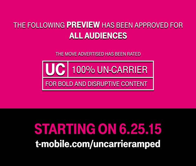 """T-Mobile readying """"Un-Carrier Amped"""" for Thursday - https://www.aivanet.com/2015/06/t-mobile-readying-un-carrier-amped-for-thursday/"""