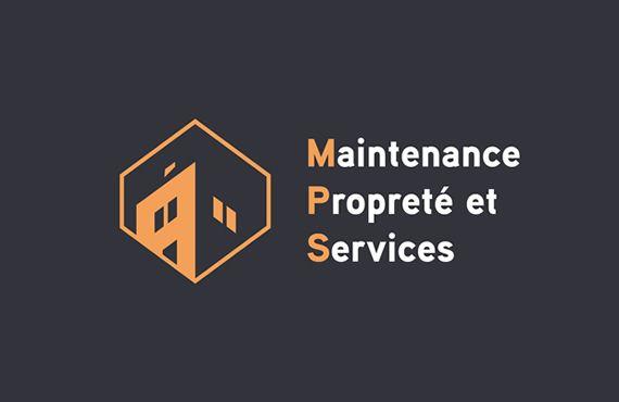 Création du logo de l'entreprise MPS Maintenance Propreté et services #logo #branding #identity #corporate #services