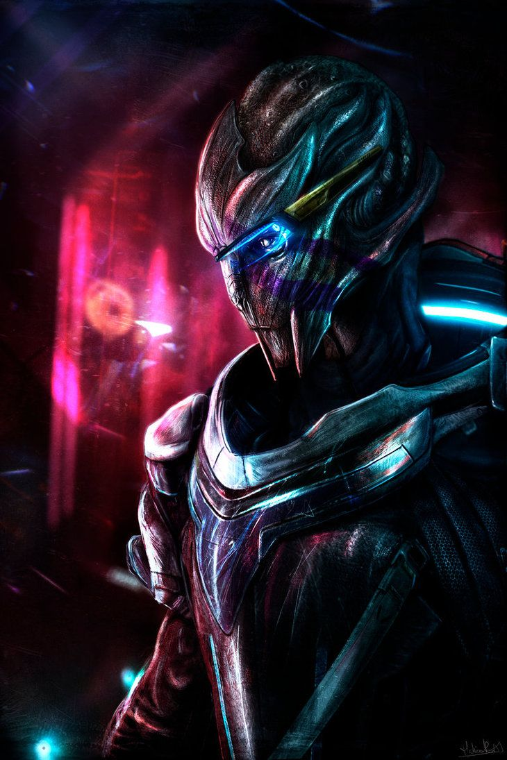 One more Mass Effect Andromeda character portrait, badass turian Vetra Nyx For updates, works in progress and behind the scenes check: Hidrico Photography Facebook Page All rights reserv...