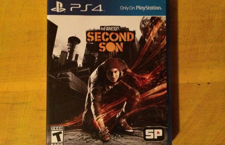 inFamous: Second Son (PS4) Review https://game-save.com/infamous-second-son-ps4-review