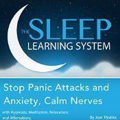 Set your mind at rest, control your anxiety, and stop panic attacks with this guided meditation and relaxation program, from certified hypnotherapist Joel Thielke. It's as easy as turning on the tracks and falling asleep! The Sleep Learning System is specially designed to work with your subconscious mind during your sleep cycle. #PutAHandleOnThosePanicAttacks #PanicAttackAtWork