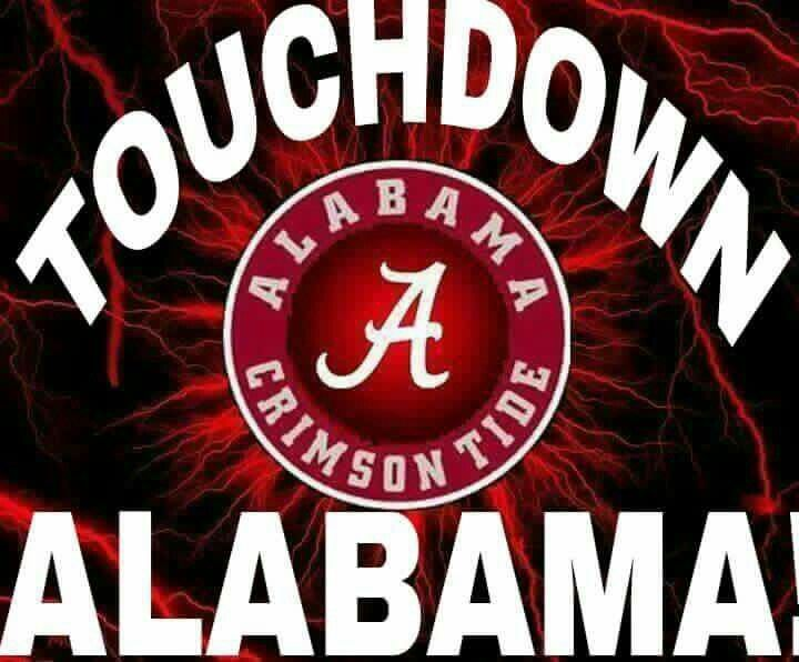 Roll Tide!!! Especially when Eli Gold says it
