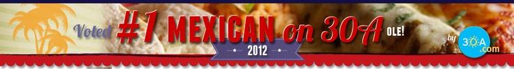 La Cocina Mexican Restaurant near Rosemary Beach, FL