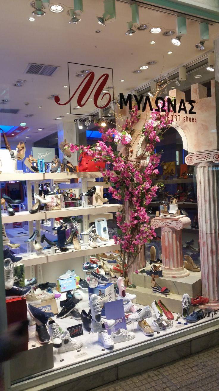 www.mylonas-shoes.gr #wrangler #rieker #geox #lumberjack #man #woman #shoes