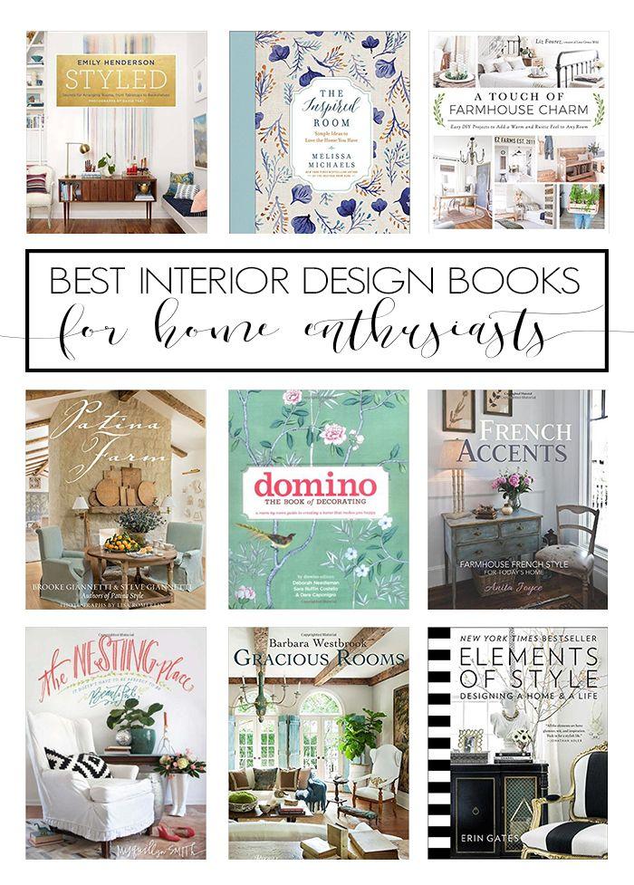 The Best Interior Design Books Amazon Finds