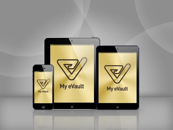 My eVault will be available for iPad and iPad mini in June 2013. Stay tuned.