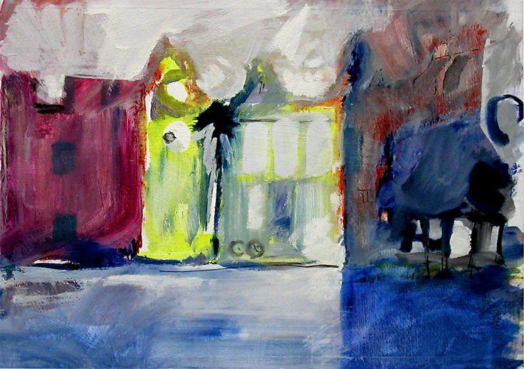 "Painting ""Tarra Bycic"""
