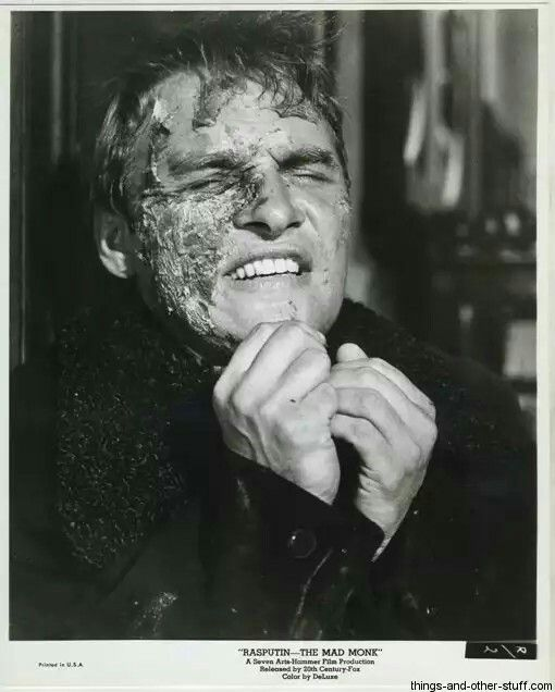 The Mad Monk (1966)