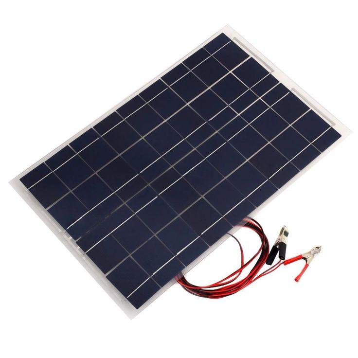 Форфар 18В 30Вт Смарт-панели солнечных батарей шлюпки ...