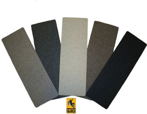 High Traction Vinyl Stair Treads W Tape An Alternative To Carpet Stair  Treads | EBay