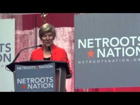 Elizabeth Warren's Rousing 'Power to the People' Speech | Blog | BillMoyers.com