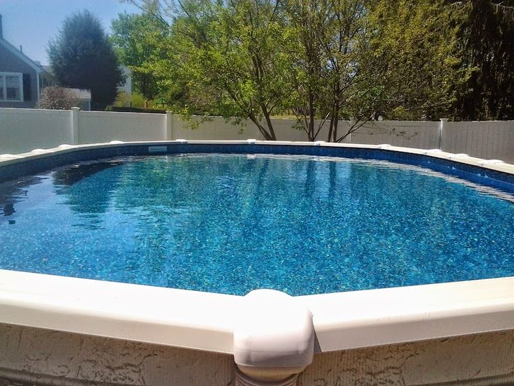 17 best images about our above ground pool pictures on for Trevi pools