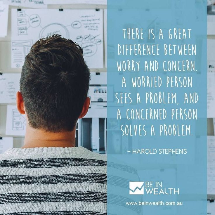 There is a great difference between worry and concern. A worried person sees a problem and a concerned person solves a problem. - Harold Stephens  #quoteoftheday #quotes #mindfulness #mindset #thoughts #abundance #abundantliving #wealth #future #property #realestate #realestateinvestor #investing #ausproperty #sydney #beinwealth