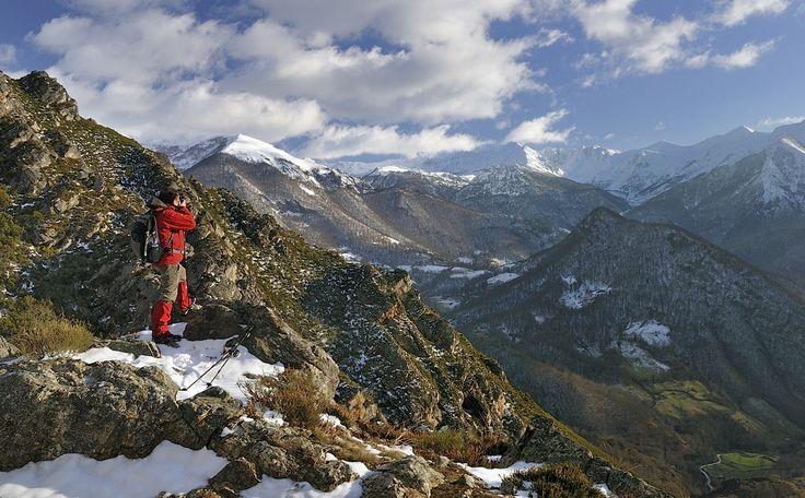 Montes de Aller.  Con la llegada del otoño llega el momento perfecto para sacar las botas y recorrer #asturiasapie
