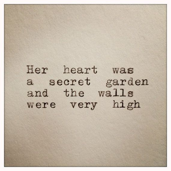 Princess Bride  Love Quote Typed On Typewriter