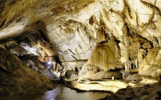 Пещера «Мраморная пещера»