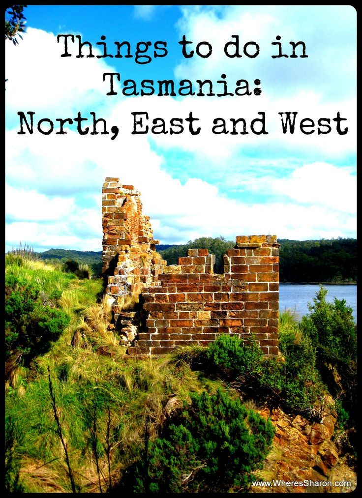 Things to do in #Tasmania from my experiences living and travelling in my home state http://www.wheressharon.com/australian-travels/things-to-do-in-tasmania-north-east-west/ #Travel - Sarah Island, hard environment and history.