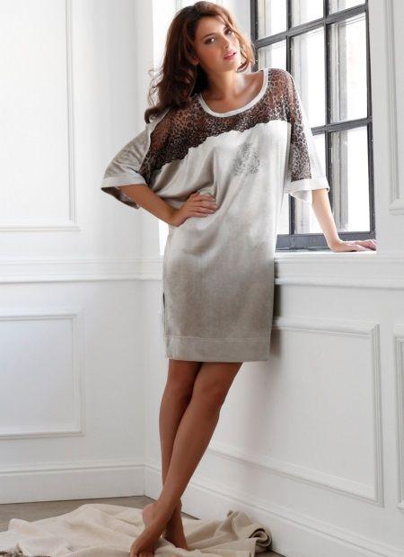 Домашние платья: длинные и короткие платья для дома, красивые женские наряды для дома, для полных