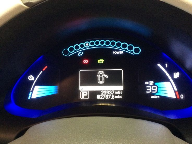 Nissan leaf from eco-cars.net