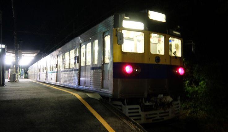 熊本電鉄6000形|車内観察日記