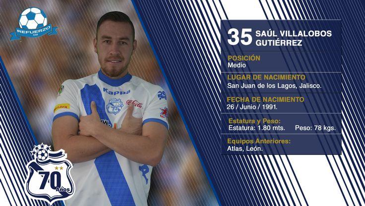 #35 Saúl Villalobos