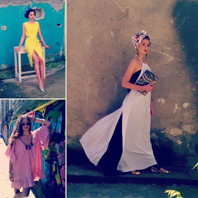 #Shooting for our #new #summer #collection!  #Follow us for more!  #murmodels #GeorgianaStavrositu #StadaBoutique  #soon #available  www.stadaboutique.ro