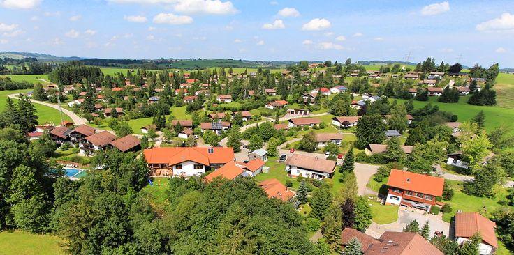 #Ferienhäuser im #Feriendorf Reichenbach.