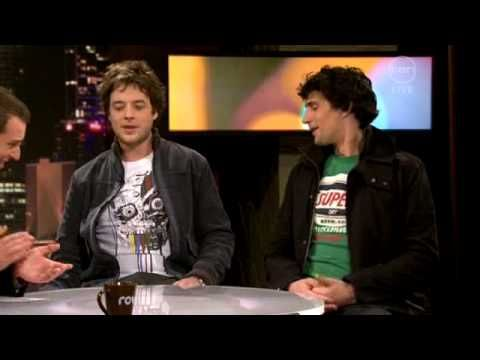 Hamish and Andy being dads 2007