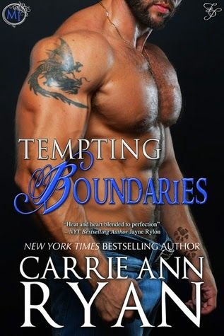 Release Day,TEMPTING BOUNDARIES by Carrie Ann Ryan.
