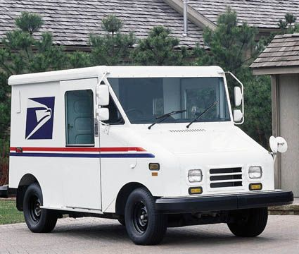 Grumman LLV US Mail Truck | Post Office | Pinterest | Best ...