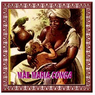 UMBANDA UMA RELIGIÃO NOVA: LIMPEZA MÃE MARIA CONGA