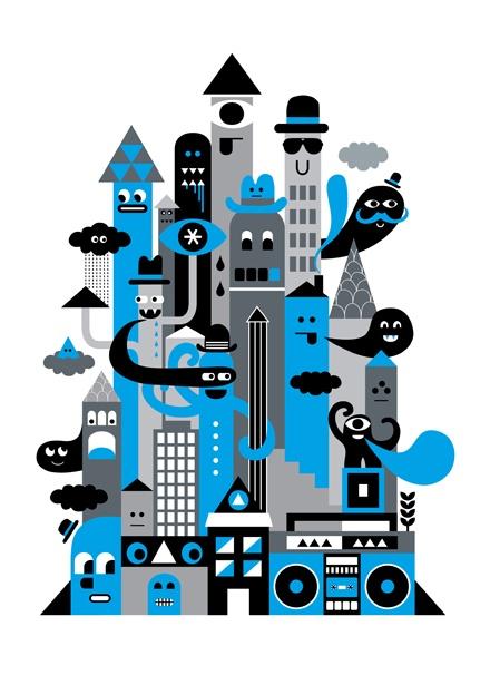 Illustration - Greg Straight Art & Design