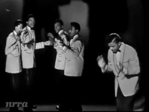 "Little Anthony & The Imperials ""Shimmy Shimmy Ko Ko Bop""   1959 Saturday Night Beech-Nut Show. January 02, 1960"
