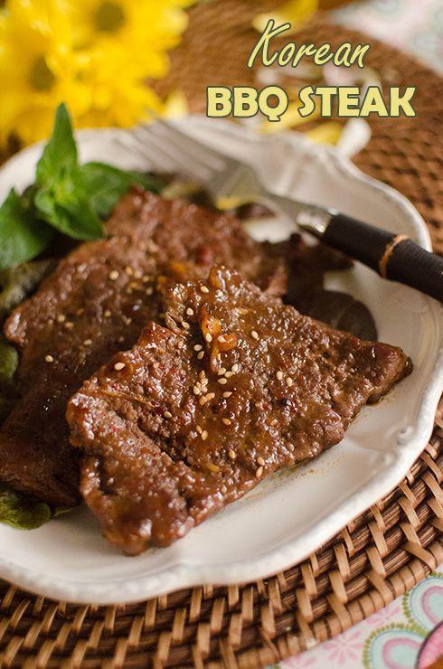 korean bulgogi korean bbq korean food bbq steak be still seoul just ...